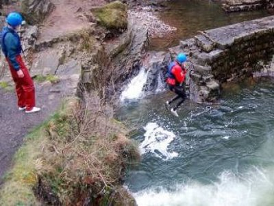 Outdoor Wales Canyoning