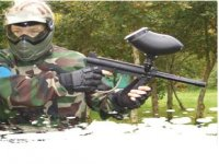 Paintball Warrier