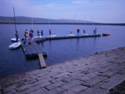 Green Withens West Yorkshire Scouts Watersports Centre Kayaking