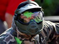 Messy Paintball
