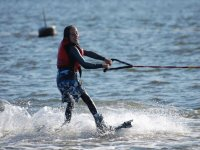 Water skiing for kids