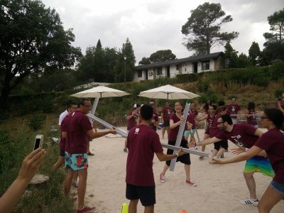 Gymkhana and activites for companies in Madrid
