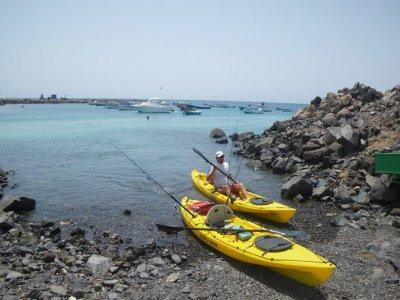 Kayak Fuerteventura Canoas