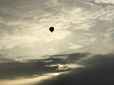 Balloon Ride Guadimar River & Doñana Kids offer