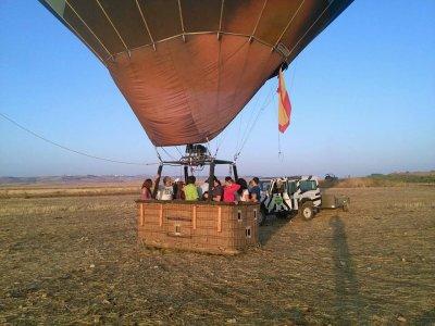 Private Balloon Flight Guadiamar & Doñana