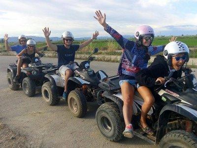 2-Hour Two-Seater ATV Trip in Ebro Delta