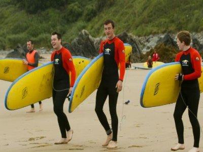 Point Breaks Surfing