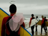 Surfing stag parties
