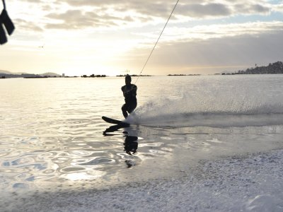 Wakeboard Course in Moaña 5 Sessions