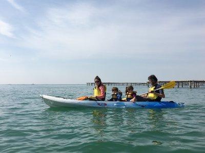 Kayak Trip For Kids, Alfacs & Mussel Farms
