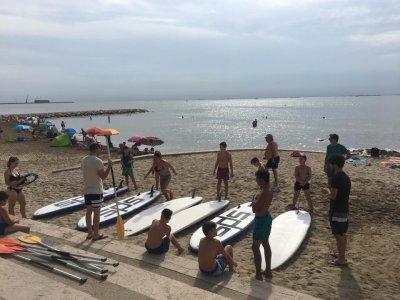 Paddle Surf Course Delta del Ebro 6h 3 Days