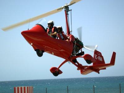 45m Autogyro Berriel Pilancones & Maspalomas