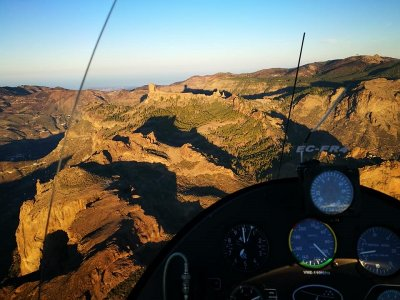 20min Autogyro Flight Berriel-Maspalomas