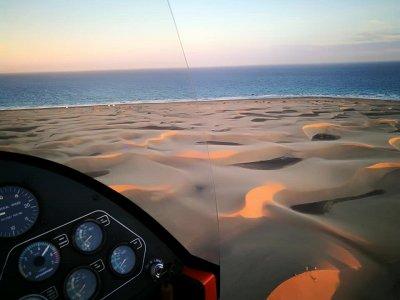 Autogyro flight Maspalomas-Las Palmas-Teide 90min