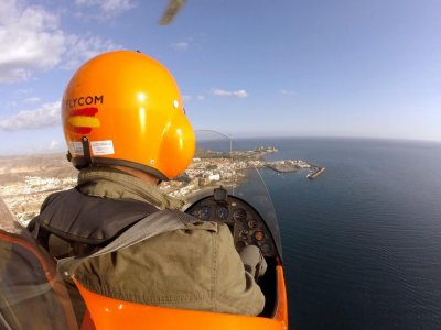 1h Light Aircraft Maspalomas-Las Palmas-Teide