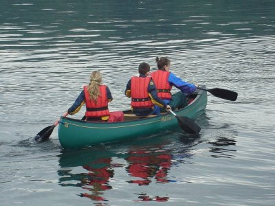Blairvadach Outdoor Education Centre Canoeing