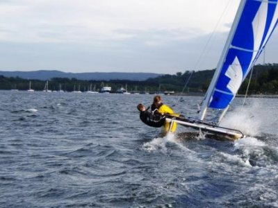 Blairvadach Outdoor Education Centre Sailing