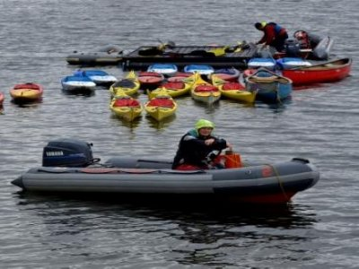 Blairvadach Outdoor Education Centre Powerboating