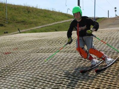 Suffolk Leisure Park Skiing