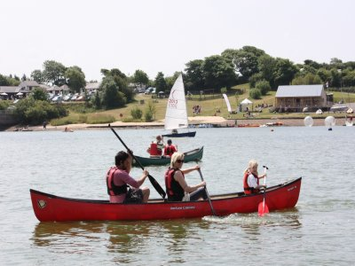 Tamar Outdoor and Active Centre Canoeing