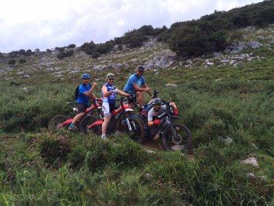 2h30m Bultaco Brinco Tour in Pozos de Valcaba