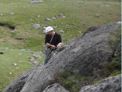 Mountain Journeys Abseiling