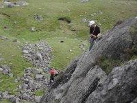 A challenging climb