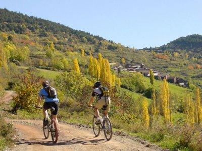 MTB hiring in La Seu d'Urgell, 4h