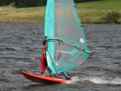 Tamar Outdoor and Active Centre Windsurfing