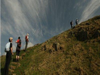 Sharp-Edge Hiking