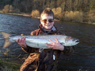 Roxburghe Sporting Estate Fishing