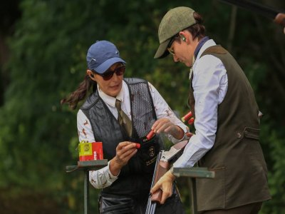 Roxburghe Sporting Estate Clay Pigeon Shooting