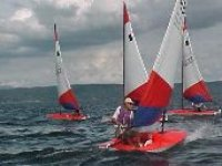 Group sailing