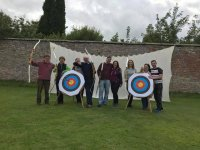 Archery in the Scottish Borders
