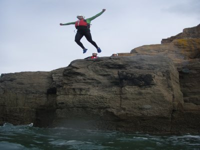 Welsh Adventures Coasteering