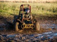 Getting muddy!
