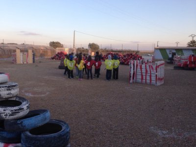 Themed Games Paintball Kid Alhama de Murcia
