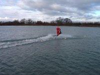 Jet Skiing.