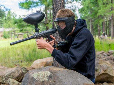 Paintball in Leon With Tansfer Food and 3* Hotel