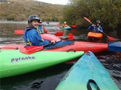 Blue Peris Mountain Centre Kayaking