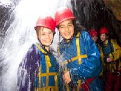 Blue Peris Mountain Centre Canyoning