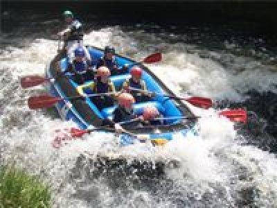 Blue Peris Mountain Centre Rafting