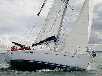 Weekend Bareboat Trip on Jeanneau Sun Oddyssey 49