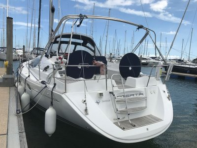 Weekend Bareboat Trip on Jeanneau Sun Odyssey 45