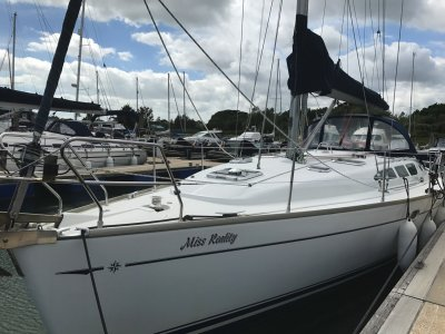 Weekend Bareboat Trip on Jeanneau Sun Odyssey 40