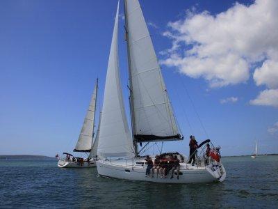Weekday Bareboat Trip Jeanneau Sun Odyssey 421