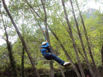Archery + Treetop Adventure Course