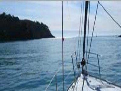Chris Crews Sailing Sailing