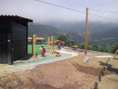 Nature Workshop for Preschool Students, Cabuérniga