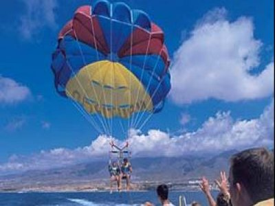 Adrenaline Sport Holidays Parascending